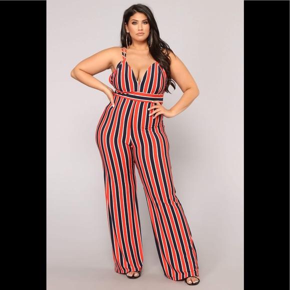 Fashion Nova Pants Plus Size Jumpsuit Poshmark